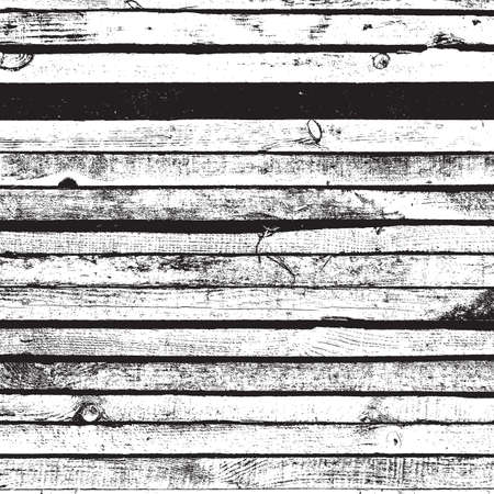 siding: Stacked Wooden Boards Overlay Texture for your design. EPS10 vector.
