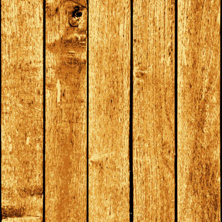 Wooden Planks Background - vertical distressed wooden planks for your design. EPS10 vector. Vector