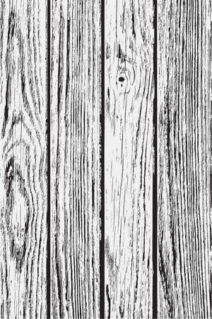 Vertical Wooden Vintage Overlay Texture for your design  vector