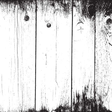distressed wood: Old Planks Overlay  Background for your design  EPS10 vector