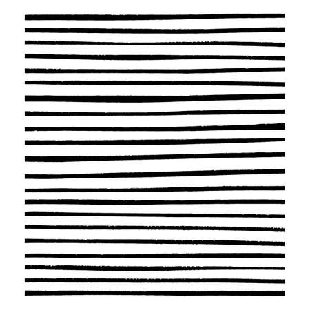 black stripes: Grunge Brush Set for your design - 21 pieces.