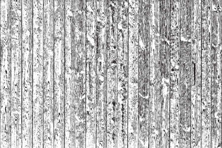 GRAINY: Overlay Wooden Texture - Knotted Planks Background, for your design. EPS10 vector.