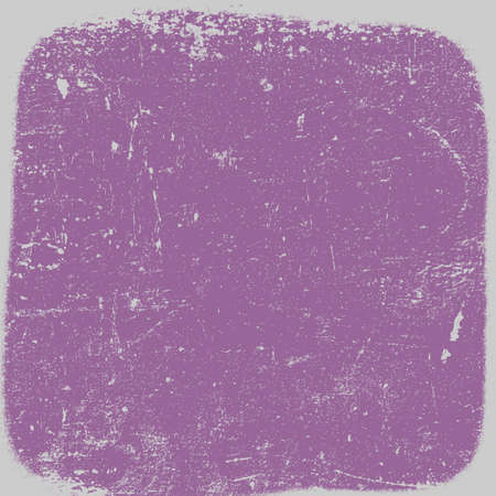 Violet Distressed Texture for your design. EPS10 vector.