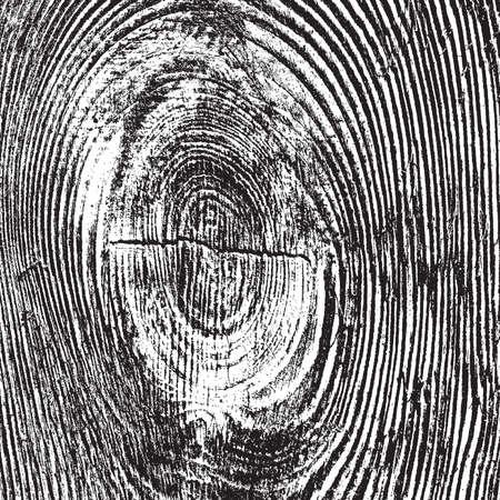 苦しめられた木製結び目オーバーレイ テクスチャあなたの設計のため。