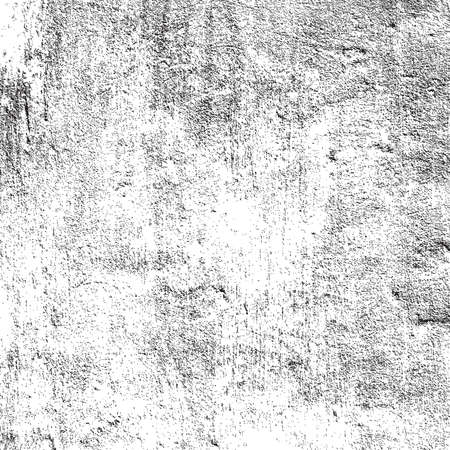 Distress Overlay Grainy Texture For Your Design.  Illustration