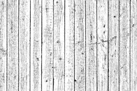 Houten planken overlay textuur voor uw ontwerp. EPS10 vector.