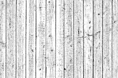 distressed wood: Wooden Planks overlay texture for your design. EPS10 vector. Illustration