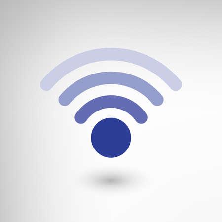 wireless signal: Creative wireless icon element.