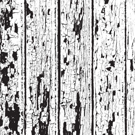 wooden fence: Peeled Planks