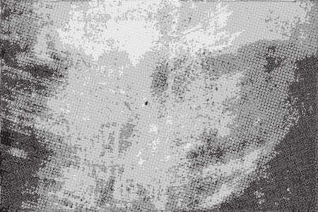 distressed: Distressed Halftone Illustration