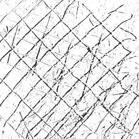 grid: Grid Distress Illustration