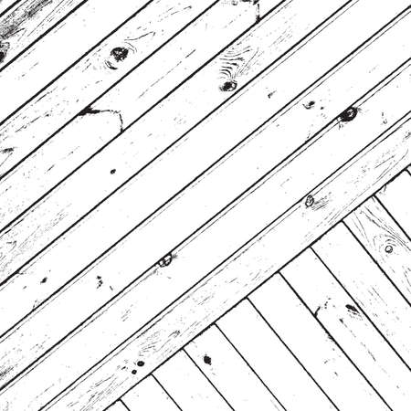 wooden planks: Striped Wooden Planks Background