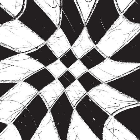 diagonale: Texture Diagonale Checkered Grunge Illustration