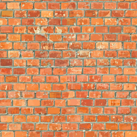 Seamless Brickwall Иллюстрация
