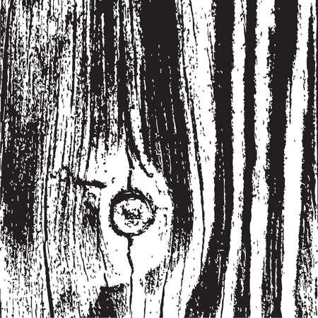 Distress Wooden Texture for your design. EPS10 vector. Stock Illustratie