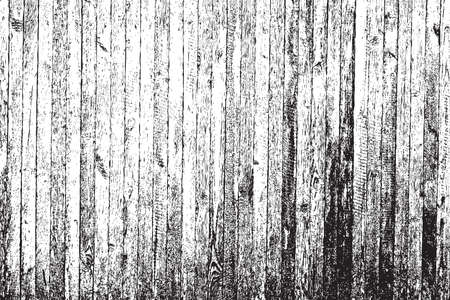white wood: Wooden Planks distress overlay texture for your design.