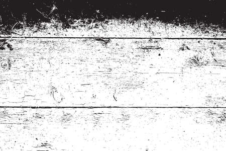 nakładki: Wooden Planks distress overlay texture for your design. EPS10 vector.
