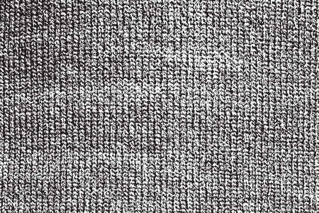 gauze: Thread Distress One Black Color Overlay Texture for your design. EPS10 vector.