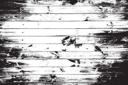 overlay: Wooden Planks distress overlay texture for your design. EPS10 vector.