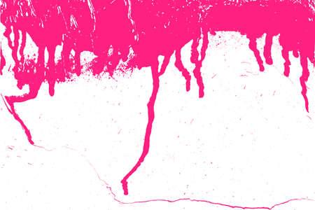 crimson: Distress Color Crimson drips texture for your design. EPS10 vector.