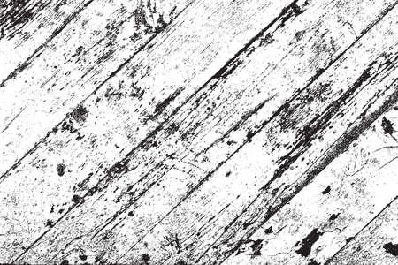 nakładki: Drewniane deski cierpienie nakładki tekstury Ilustracja