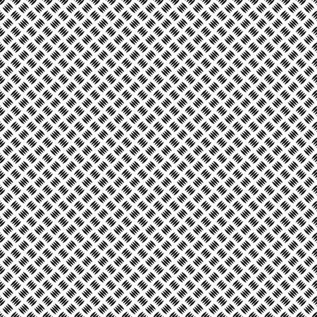 ironworks: Overlay Corrugated Metal Seamless Texture. Illustration