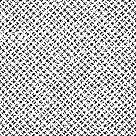 nakładki: Distress blachy falistej Seamless Nakładka tekstury. Ilustracja