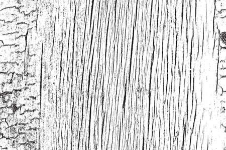 Détresse Dry Texture Overlay en bois pour votre conception. Vecteurs