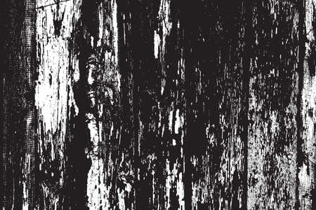 distress: Distress Wooden Planks Overlay Texture For Your Design. EPS10 vector. Illustration