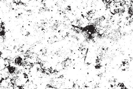 Distress Worn overlay grunge texture for your design. EPS10 vector. Vektoros illusztráció