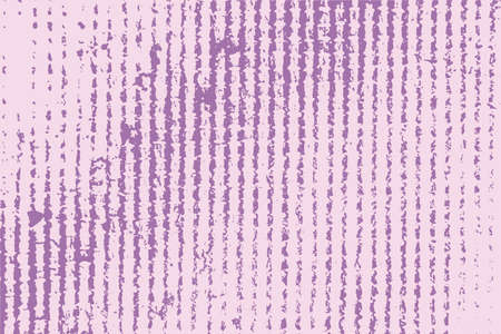 emty: Overlay distress halftone texture for your design. Lilac color emty distress grunge background element.  vector.
