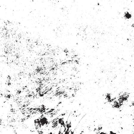 Détresse Overlay Texture. Grunge fond vide. Distressed Scratched Élément graphique.