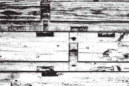distressed background: Distressed Dry Wooden Planks Overlay Texture. Empty Grunge Design Texture. EPS10 vector.
