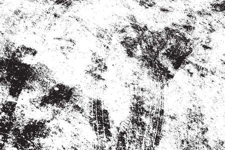 Aged Overlay Texture. Distress Grunge Background. Dirty Texture. Empty Design. Element. EPS10 vector. Ilustração