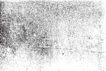 Distress Grainy Grunge Overlay Texture Stock Illustratie