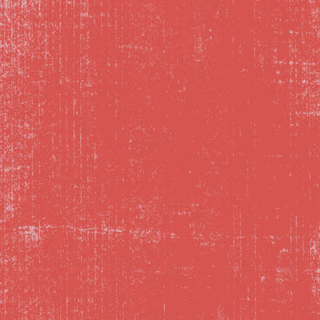 distressed texture: Grunge Distressed Texture Red empty background. Illustration