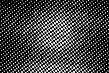 Distress grunge halftone dark overlay texture. Dirty noise aging design template. EPS10 vector. Stock Photo