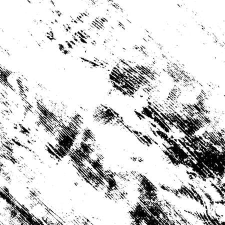 Grunge Black And White Urban Vector Texture Template. Dark Messy Dust Overlay Distress Background. Easy To Create Abstract Dotted, Scratched, Vintage Effect With Noise And Grain. EPS10 vector.