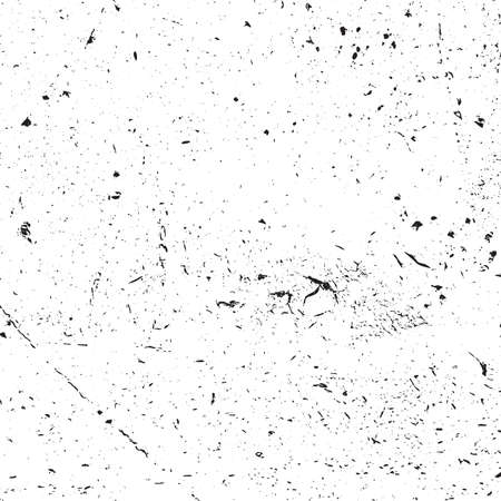 Distress Grainy Texture. Parchment grunge backdrop. Paper overlay background. Empty Weathered Element. EPS10 vector.