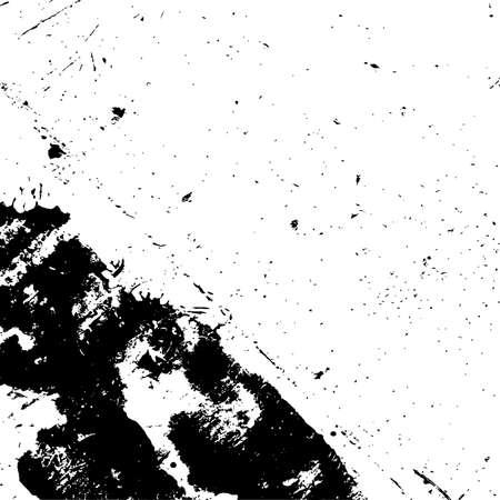 Distress Overlay Messy Grunge Texture. EPS10 vector. Illustration
