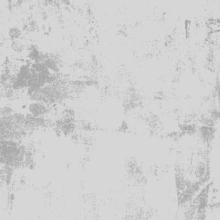 Distress  Grey Grainy Texture. Beton grunge backdrop. Cement overlay background. Empty Weathered  Concrete wall Element. EPS10 vector.