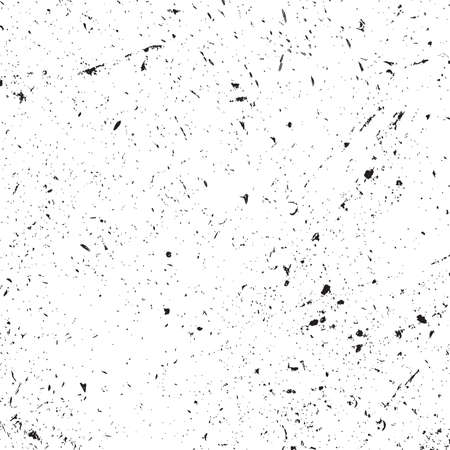 Consistenza granulosa sovrapposta. Sfondo invecchiato angosciato. Elemento di design vintage. Vettore Eps10.