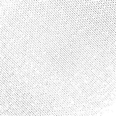 Distress grunge halftone overlay texture. Dirty noise aging design template. EPS10 vector.