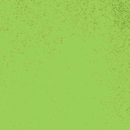 Distress green retro aged texture for your design. Empty vintage grunge color square background, EPS10 vector illustration. Stock Photo