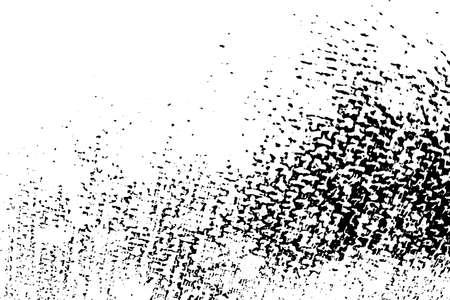 Grainy Grunge background. Distress Overlay dust texture. Aged shabby template. EPS10 vector. Vektorové ilustrace