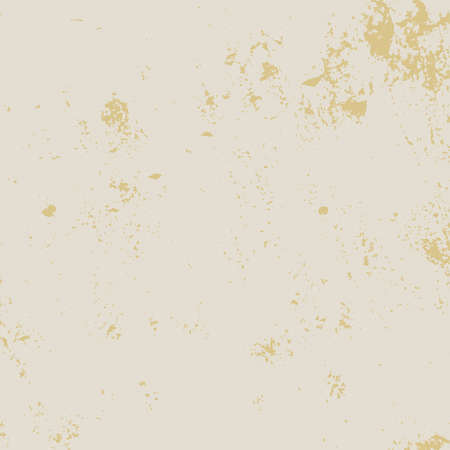 Distressed Texture in beige colors. Empty aged grunge background for your design. EPS10 vector