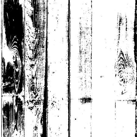 Wooden Planks distress overlay texture for your design. Grunge rural artistic rustic template. EPS10 vector.