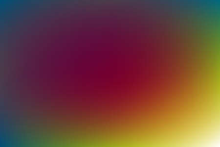 Holographic gradient blurred abstract colorful background. Hologram beautiful texture for your creative design. EPS10 vector.