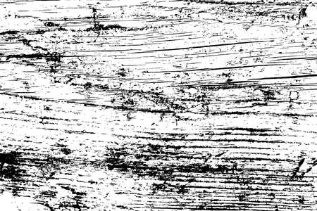 Distress urban used texture. Grunge rough dirty background. Brushed black paint cover. Overlay aged grainy messy template. Renovate wall scratched backdrop. Empty aging design element. EPS10 vector.