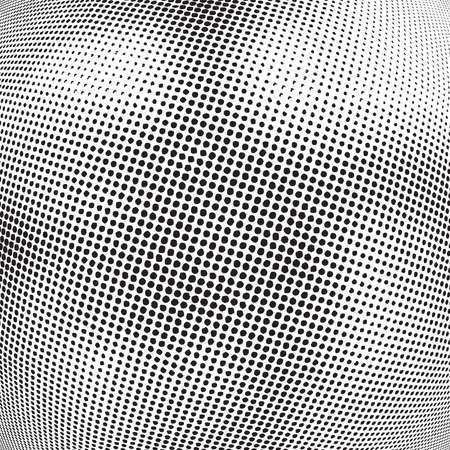 Overlay distress halftone texture for your design. vector.